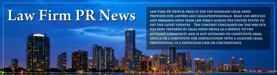 Law Firm PR News